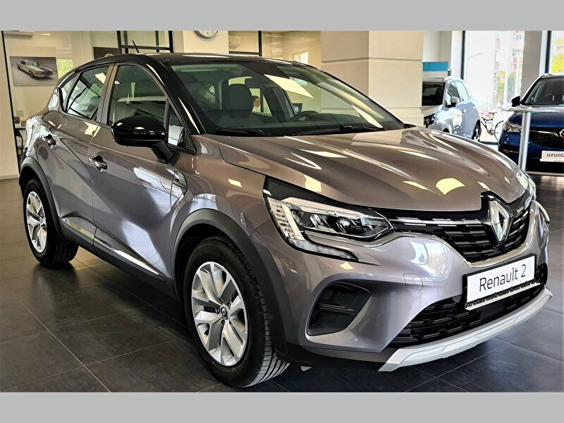 Renault Captur Crossover 1.5 BlueDCI Touch EDC
