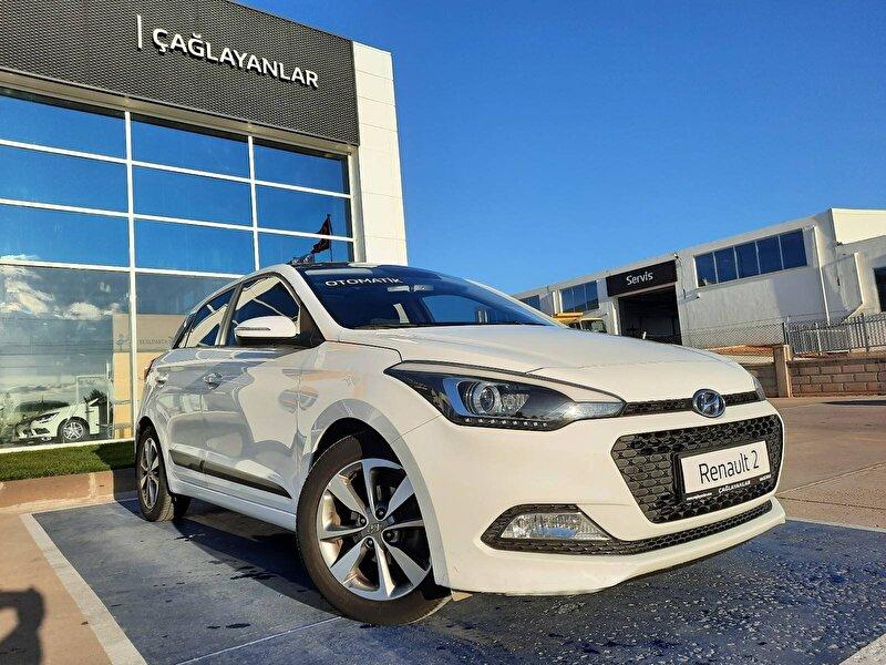 2016 Benzin Otomatik Hyundai i20 Beyaz ÇAĞLAYANLAR