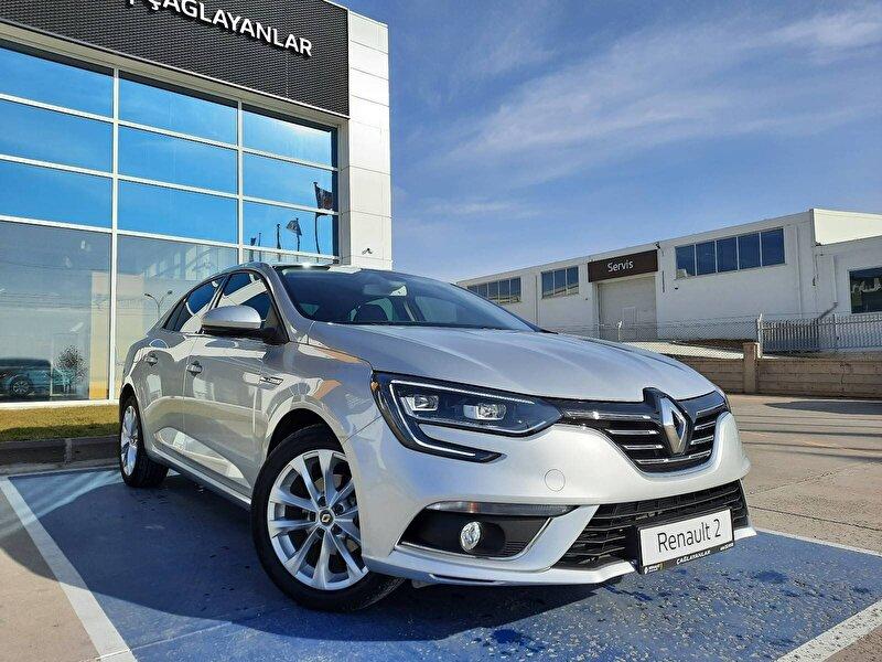 2020 Benzin Otomatik Renault Megane Gümüş Gri ÇAĞLAYANLAR