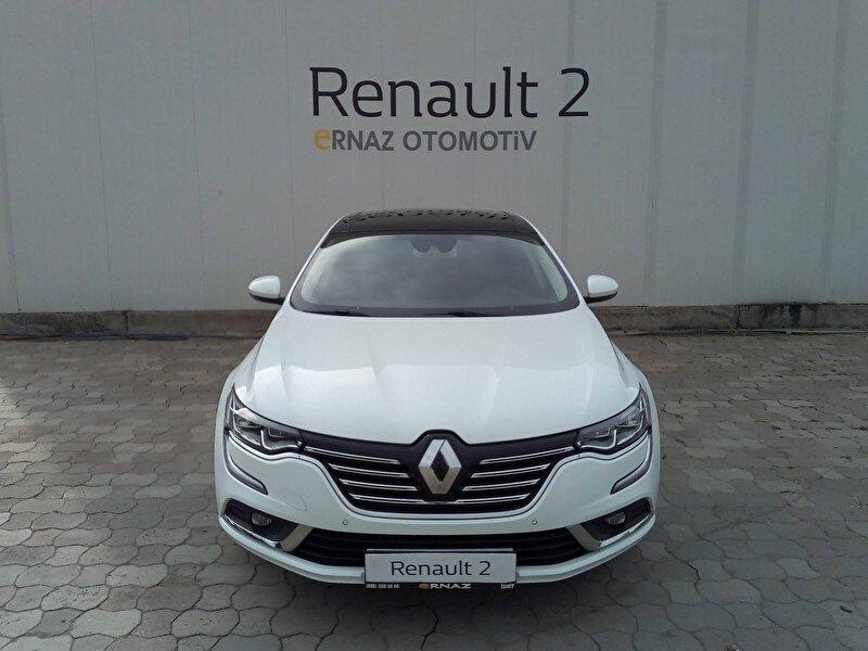 2018 Dizel Otomatik Renault Talisman Beyaz ERNAZ OTO