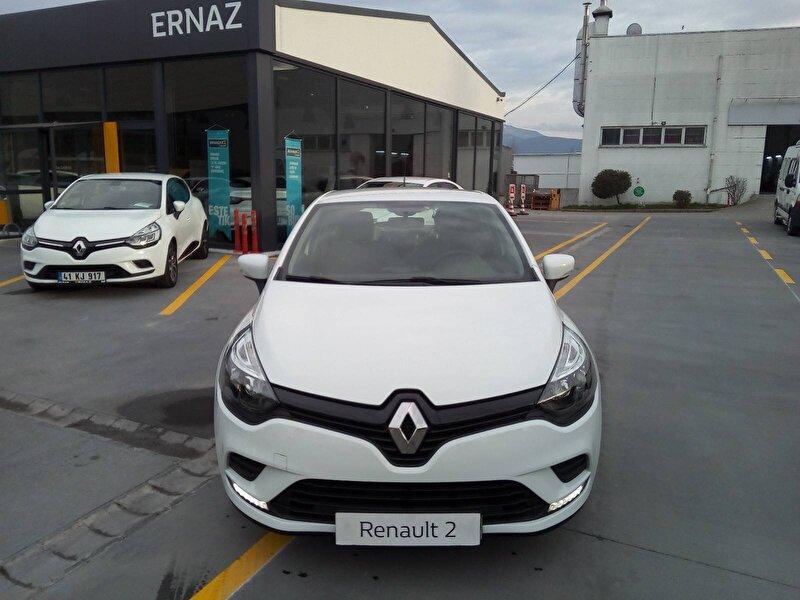 2019 Benzin Manuel Renault Clio Beyaz ERNAZ OTO