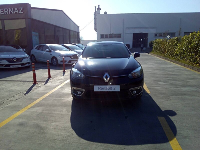 2016 Dizel Otomatik Renault Fluence Siyah ERNAZ OTO