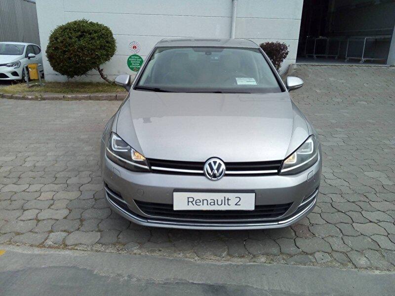 2014 Dizel Otomatik Volkswagen Golf Gri ERNAZ OTO