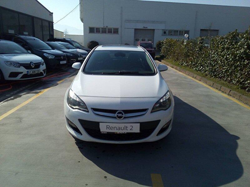 2012 Benzin + LPG Manuel Opel Astra Beyaz ERNAZ OTO