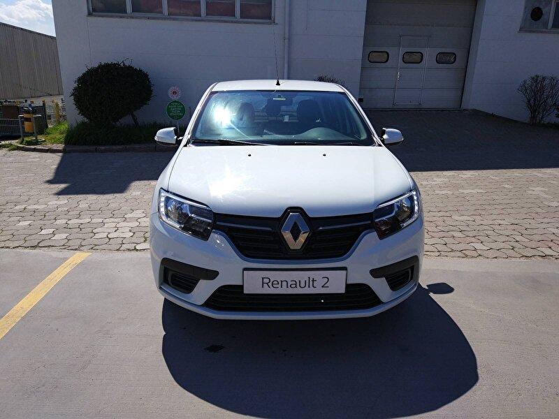 2018 Dizel Manuel Renault Symbol Beyaz ERNAZ OTO