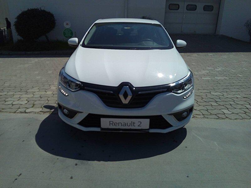 2020 Benzin Manuel Renault Megane Beyaz ERNAZ OTO