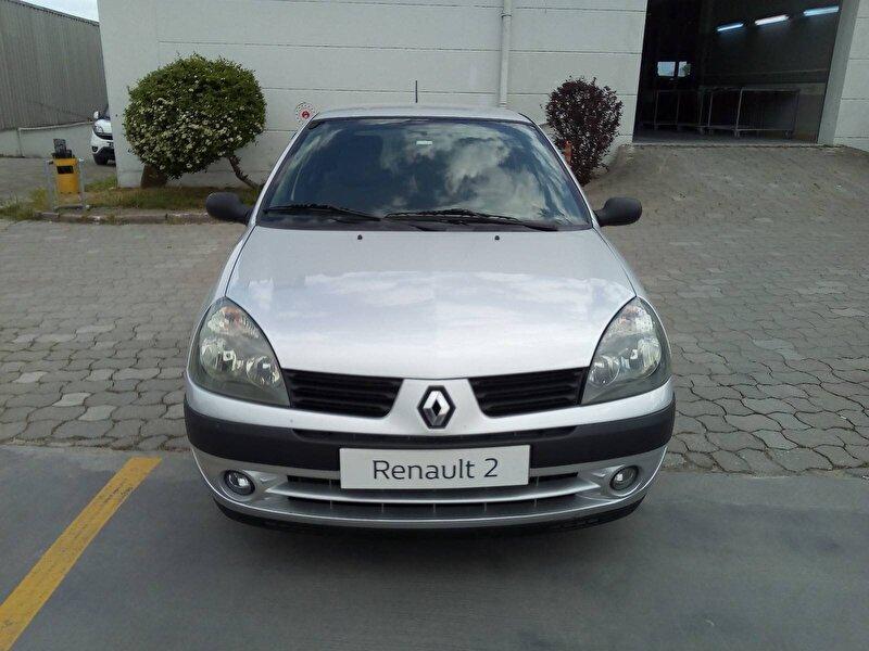 2006 Benzin Manuel Renault Clio Gri ERNAZ OTO