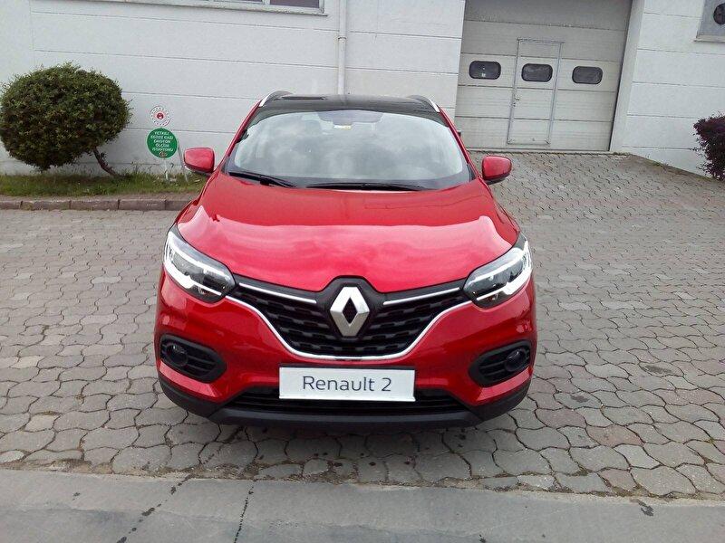 2020 Benzin Otomatik Renault Kadjar Kırmızı ERNAZ OTO