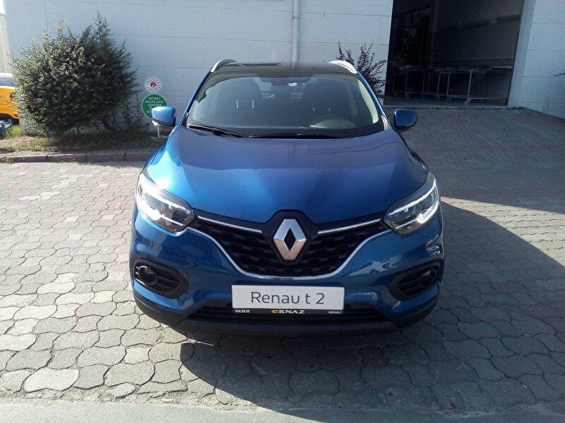 2020 Benzin Otomatik Renault Kadjar Mavi ERNAZ OTO
