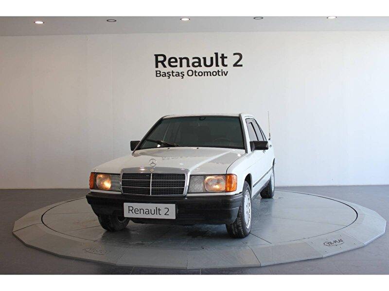 1986 Dizel Manuel Mercedes-Benz 190 Beyaz BAŞTAŞ OTOM