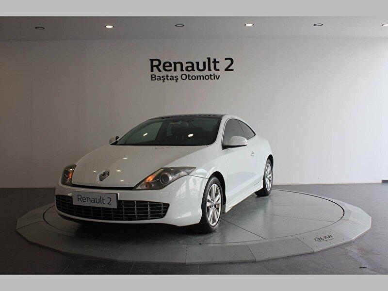 2010 Dizel Otomatik Renault Laguna Beyaz BAŞTAŞ OTOM