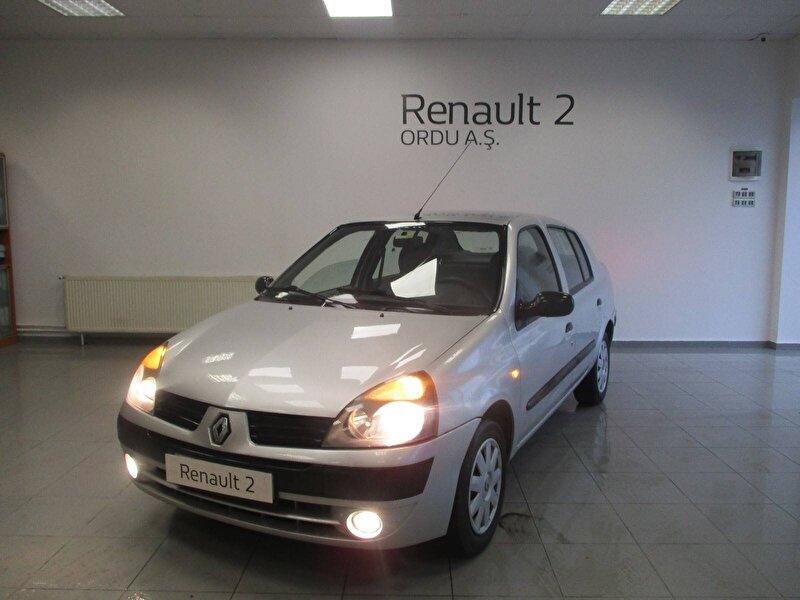 2006 Benzin + LPG Manuel Renault Clio Gümüş Gri ORDU MOTORLU