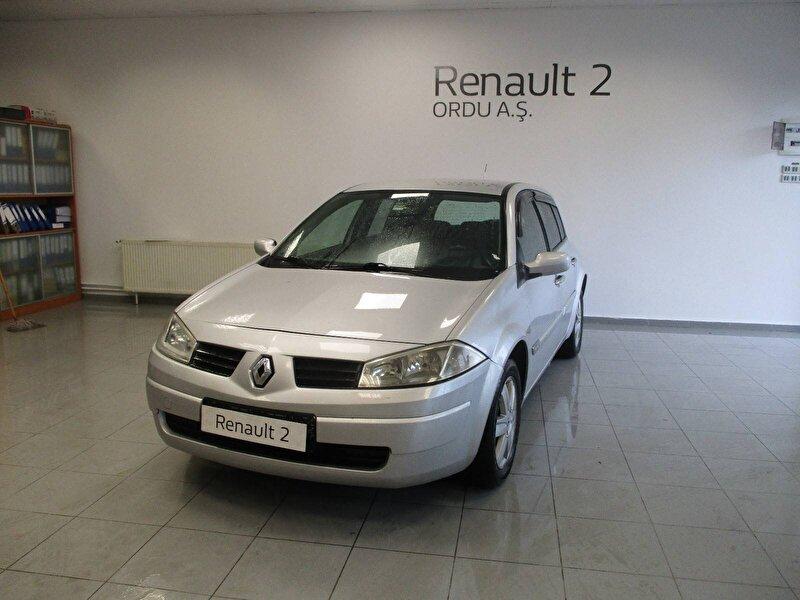 2006 Benzin + LPG Manuel Renault Megane Gri ORDU MOTORLU