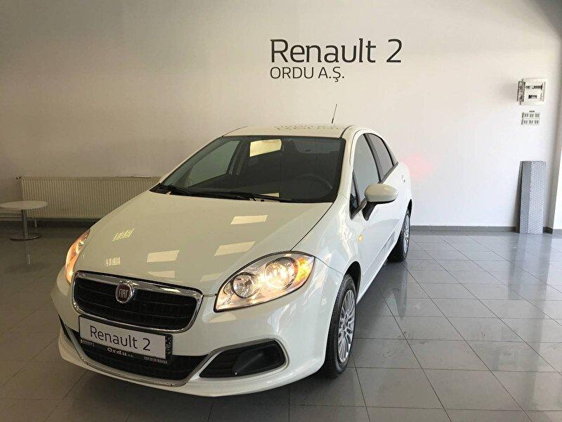 2017 Dizel Manuel Fiat Linea Beyaz ORDU MOTORLU