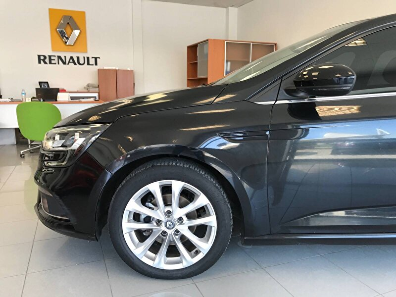 2016 Dizel Manuel Renault Megane Siyah ORDU MOTORLU