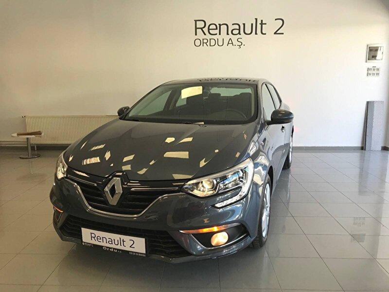 2020 Benzin Manuel Renault Megane Gri ORDU MOTORLU