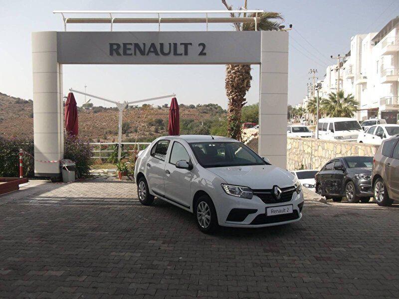 2018 Dizel Manuel Renault Symbol Beyaz KUTAY AŞ.