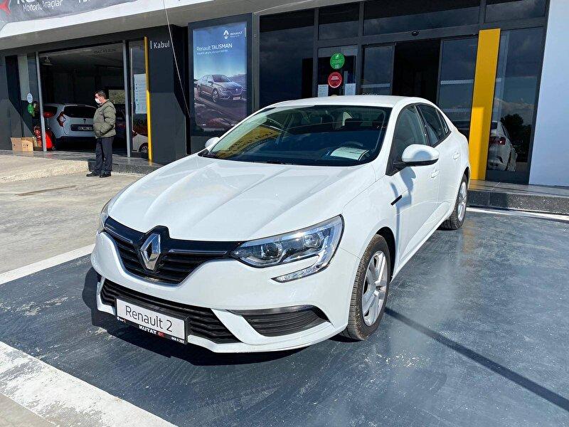 2020 Benzin Otomatik Renault Megane Beyaz KUTAY AŞ.