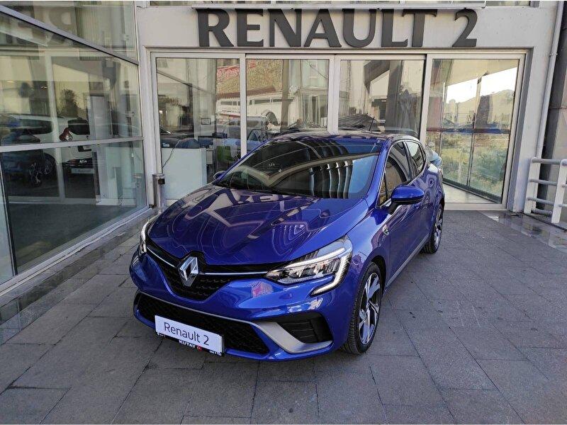 2020 Benzin Manuel Renault Clio Mavi KUTAY AŞ.