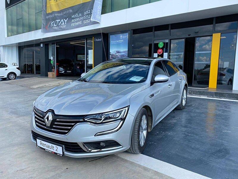 2018 Dizel Manuel Renault Talisman Gri KUTAY AŞ.