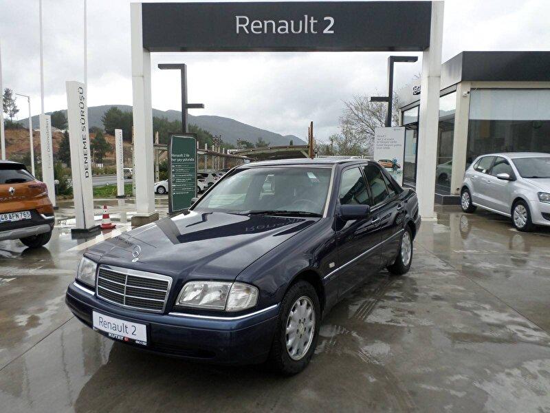 1997 Benzin + LPG Otomatik Mercedes-Benz C Lacivert KUTAY AŞ.