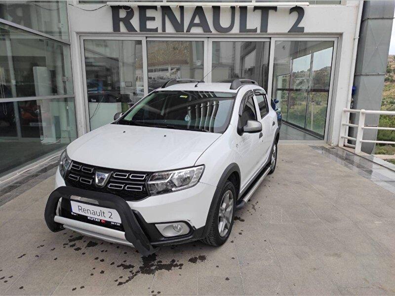 2019 Benzin + LPG Manuel Dacia Sandero Beyaz KUTAY AŞ.