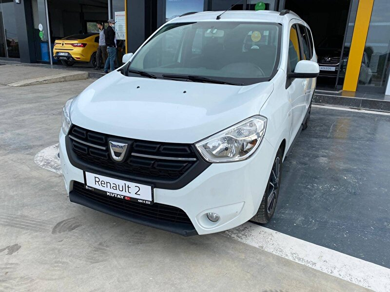 2018 Dizel Manuel Dacia Lodgy Beyaz KUTAY AŞ.