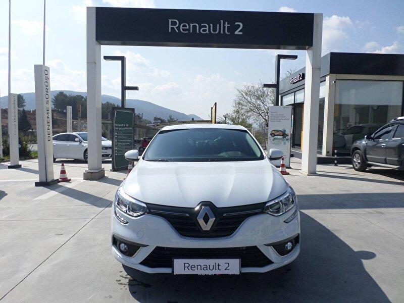 2020 Dizel Otomatik Renault Megane Beyaz KUTAY AŞ.