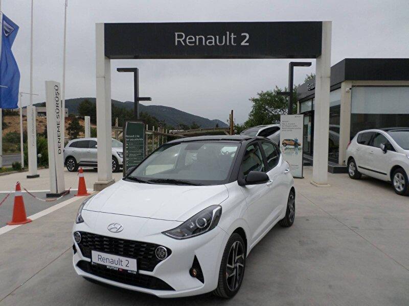 2021 Benzin Otomatik Hyundai i10 Beyaz KUTAY AŞ.