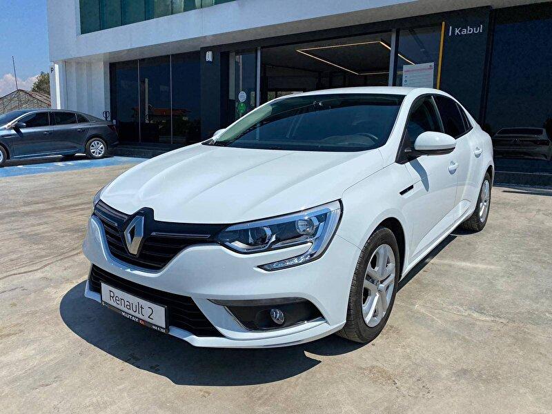 2020 Benzin Manuel Renault Megane Beyaz KUTAY AŞ.