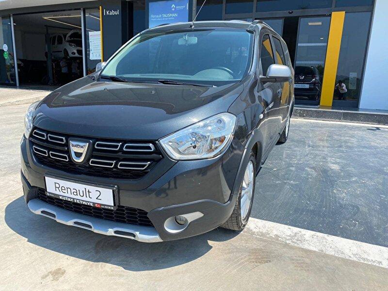 2017 Dizel Manuel Dacia Lodgy Füme KUTAY AŞ.
