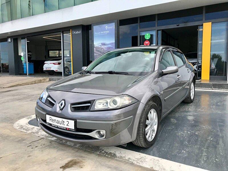 2009 Benzin + LPG Manuel Renault Megane Gri KUTAY AŞ.