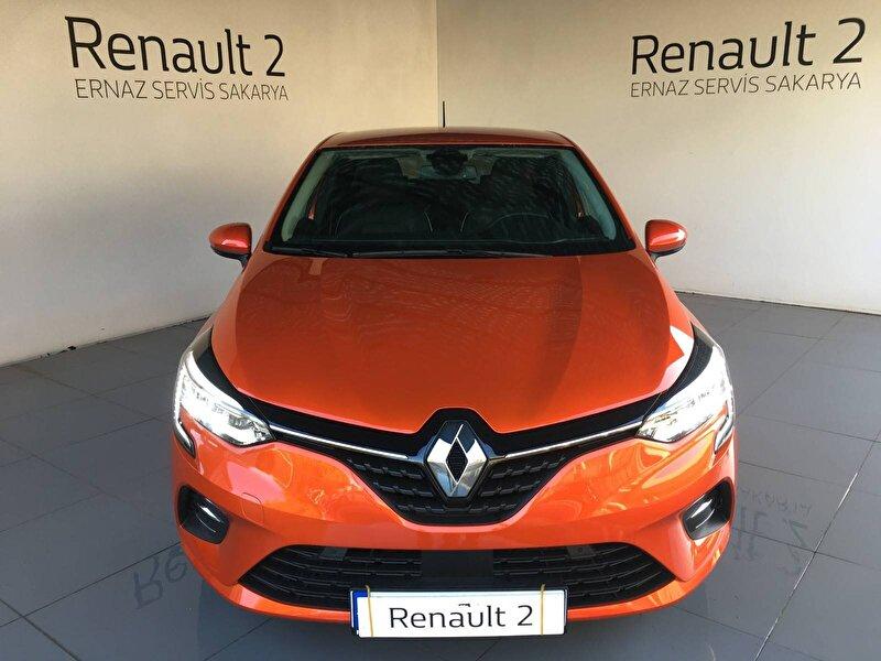 2020 Benzin Otomatik Renault Clio Turuncu ERNAZ SAKARYA