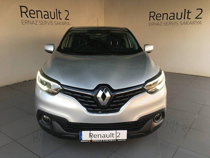 2016 Benzin + LPG Otomatik Renault Kadjar Gri ERNAZ SAKARYA