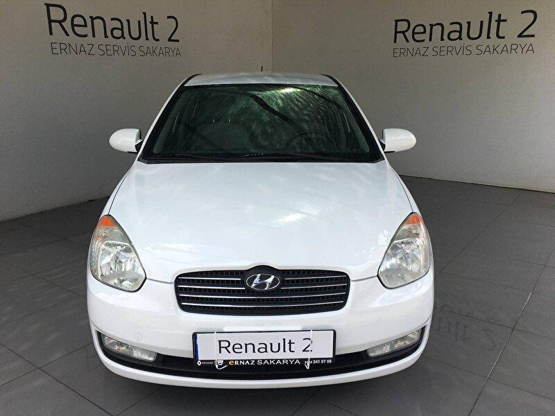 2009 Benzin + LPG Otomatik Hyundai Accent Era Beyaz ERNAZ SAKARYA