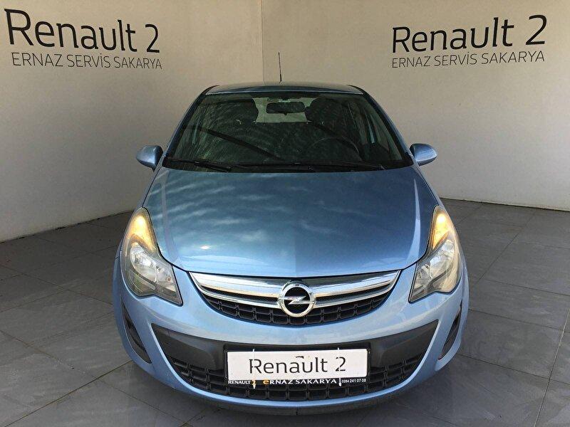 2014 Benzin Otomatik Opel Corsa Mavi ERNAZ SAKARYA