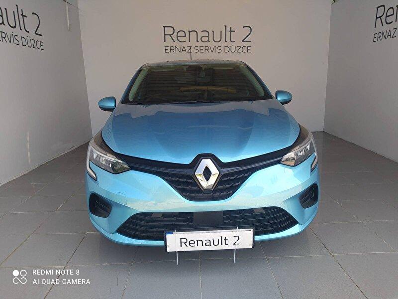 2020 Benzin Manuel Renault Clio Mavi ERNAZ SAKARYA