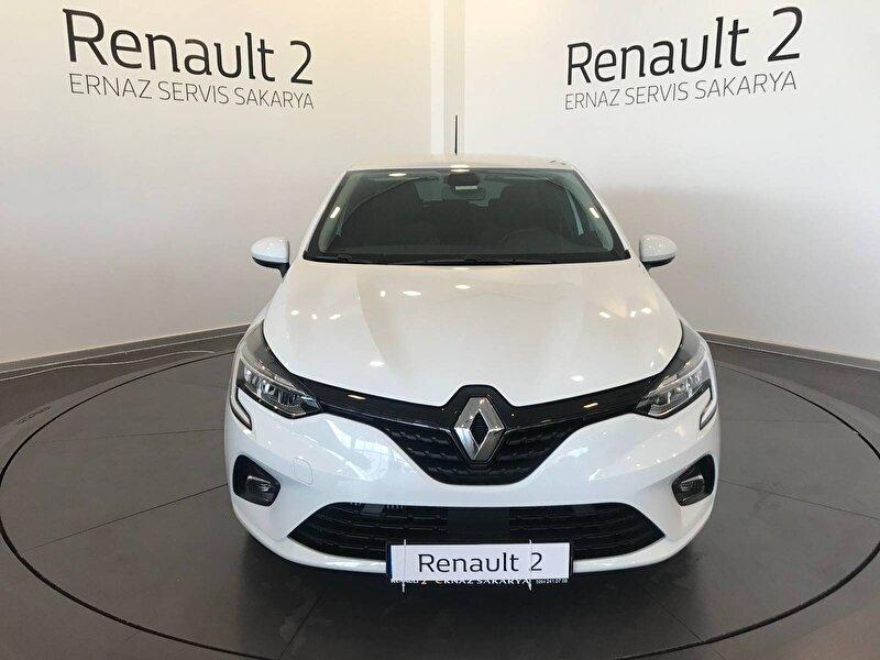 2020 Benzin Otomatik Renault Clio Beyaz ERNAZ SAKARYA