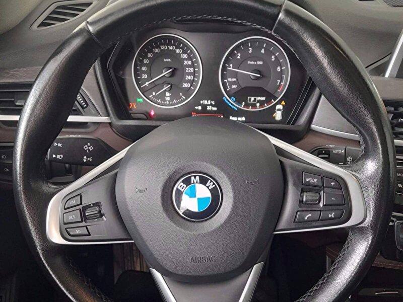 2016 Benzin Otomatik BMW X1 Siyah AZİZ ATİK OTO