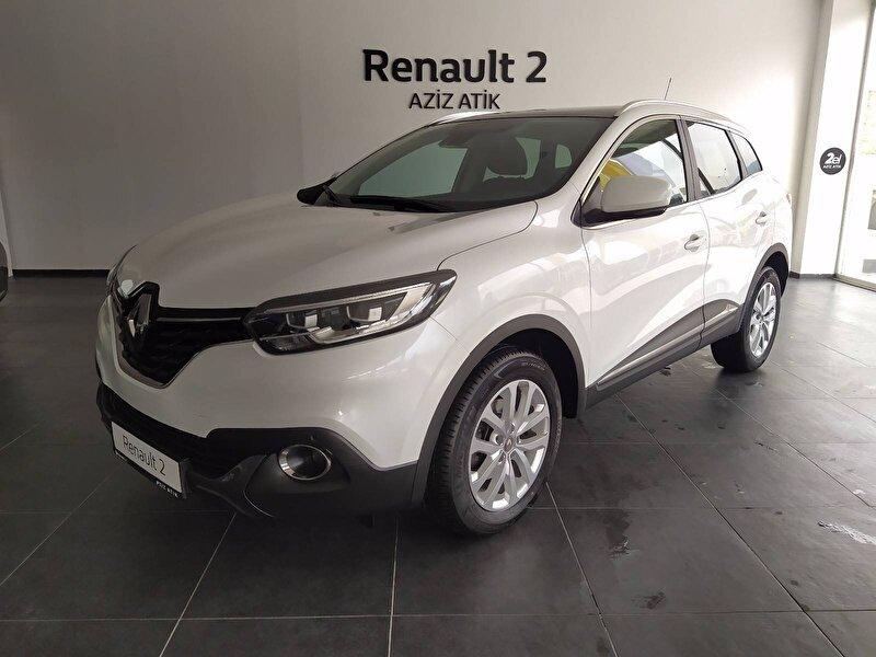 2018 Dizel Otomatik Renault Kadjar Beyaz AZİZ ATİK OTO
