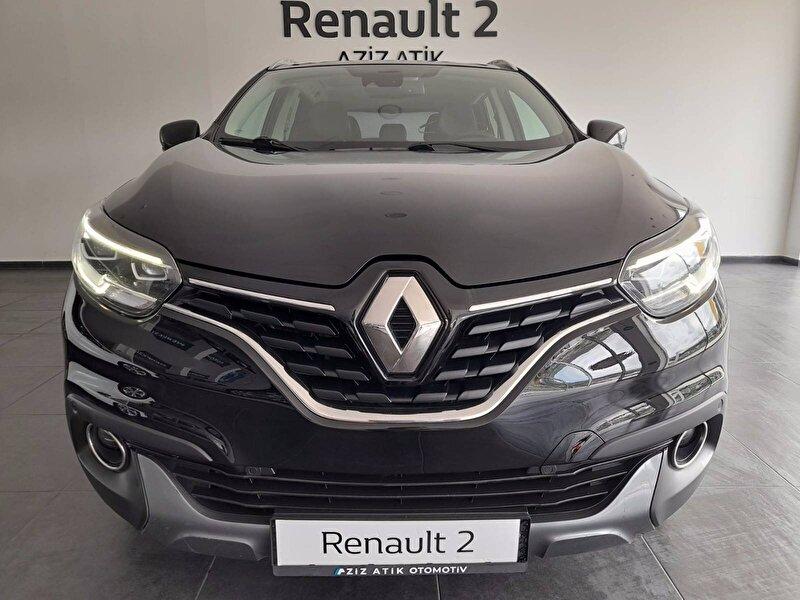 2017 Dizel Otomatik Renault Kadjar Siyah AZİZ ATİK OTO