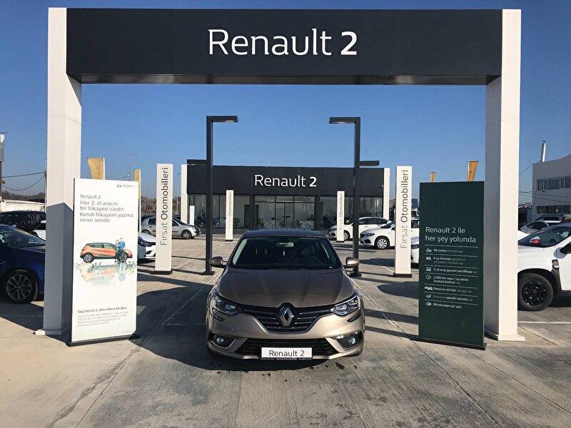 2019 Dizel Otomatik Renault Megane Kahverengi BUHARİ OTOMOTİV