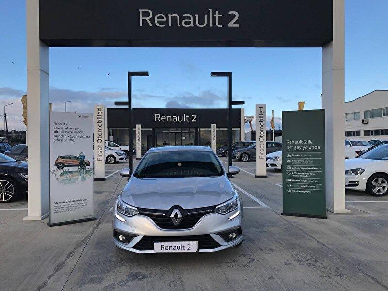 2017 Dizel Manuel Renault Megane Gümüş Gri BUHARİ OTOMOTİV