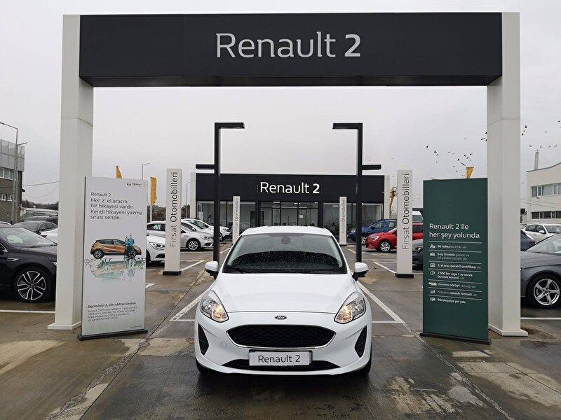 2017 Benzin + LPG Manuel Ford Fiesta Beyaz BUHARİ OTOMOTİV
