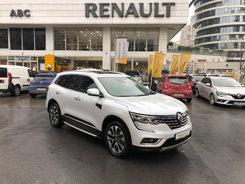 2017 Dizel Otomatik Renault Koleos Beyaz ABC MOTO ARÇ