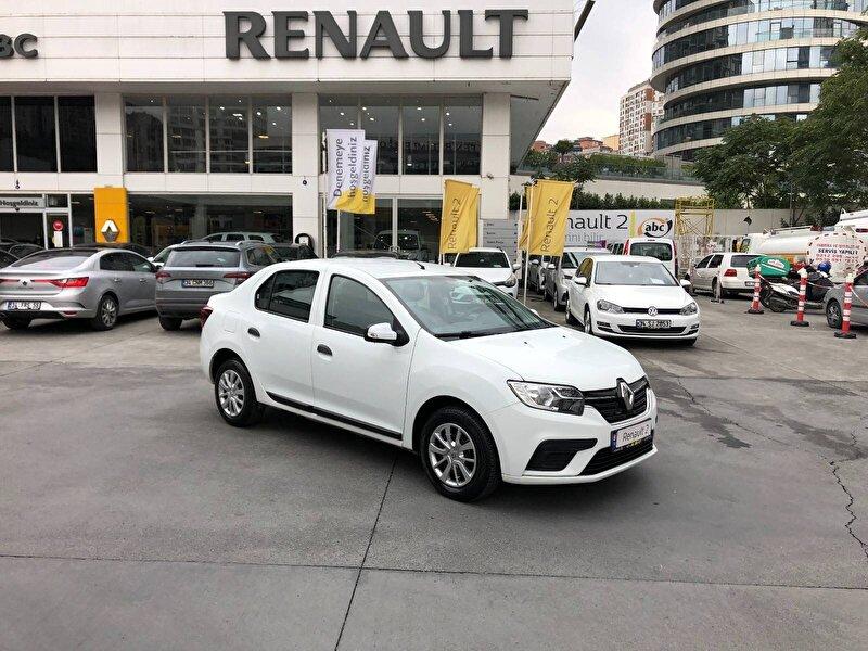 2017 Dizel Manuel Renault Symbol Beyaz ABC MOTO ARÇ