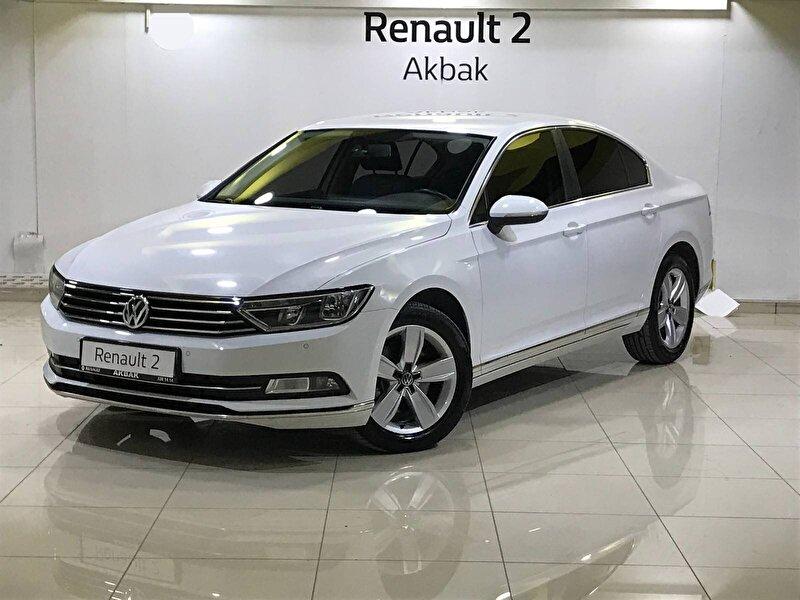 2018 Benzin Manuel Volkswagen Passat Beyaz AKBAK