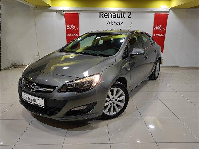 2020 Benzin Manuel Opel Astra Gri AKBAK TURİZM