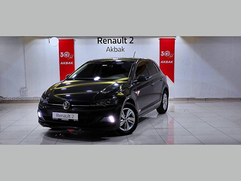 2019 Dizel Otomatik Volkswagen Polo Füme AKBAK