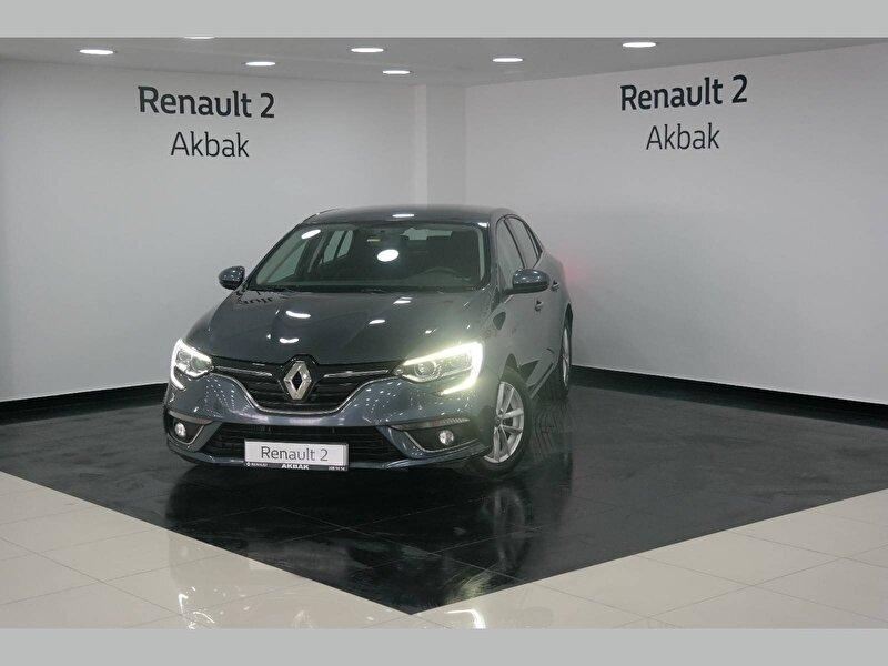 2018 Dizel Otomatik Renault Megane Füme AKBAK TURİZM